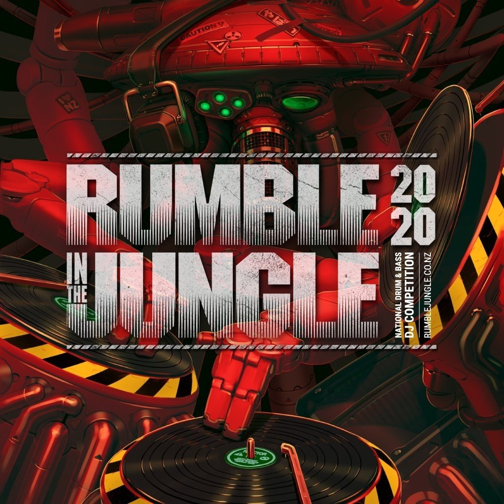 Rumble In The Jungle, Hide, 10/10/2020